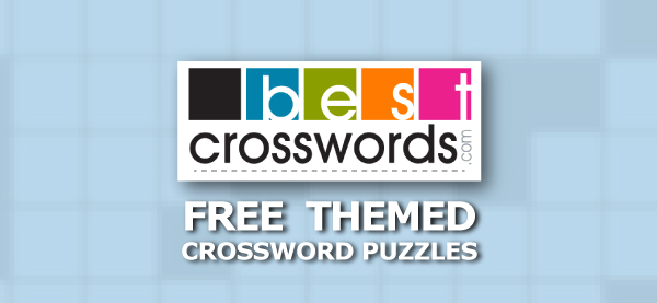 Free Themed Crossword Puzzles
