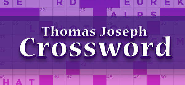 Thomas Joseph Crossword