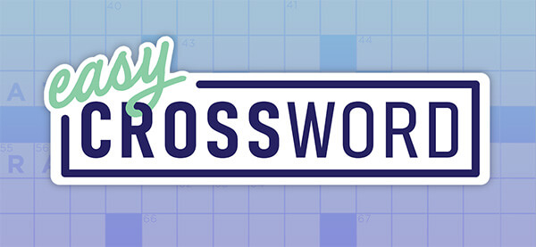 Easy Crossword