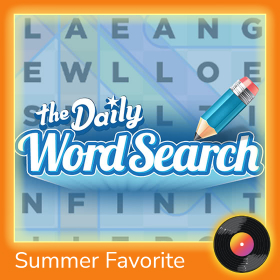 Free Daily Word Search Puzzle