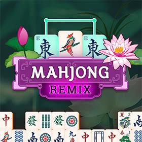 Jouer gratuitement au Mahjong Remix en ligne