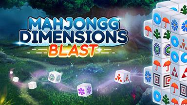 Mahjongg Dimensions Blast