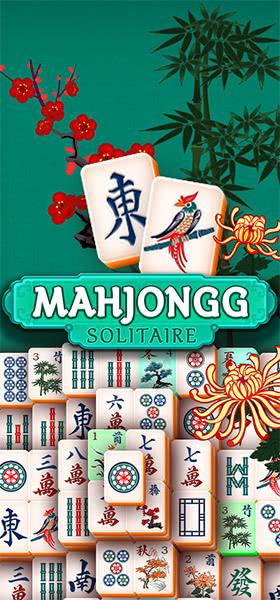 Jouer gratuitement au Mahjongg Solitaire en ligne