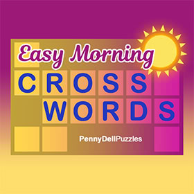 Penny Dell Easy Morning Crosswords