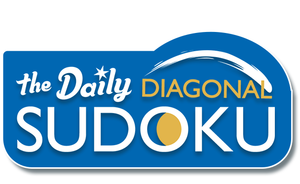 Daily Diagonal Sudoku | Instantly Play Daily Diagonal Sudoku for Free